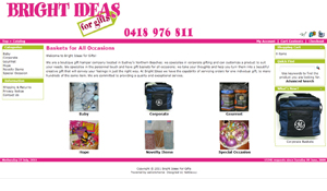 Visit the Bright Ideas for Gifts website