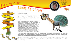 Visit Lindy Batchelor's website