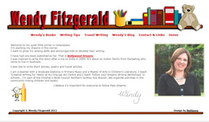 Visit Wendy Fitzgerald's website